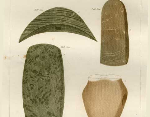 Fleshing Tools or Stone Chisel