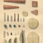 Amulets and Beads - Plate 25