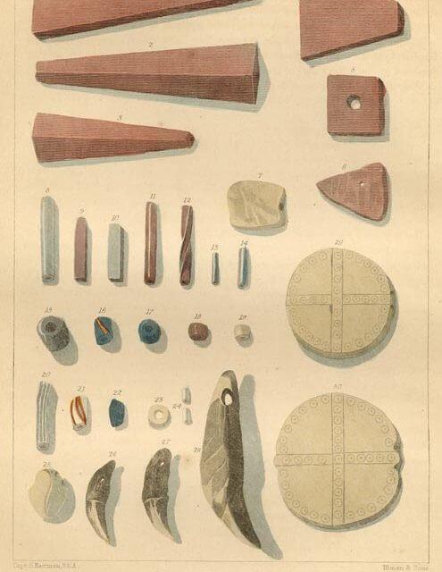 Medaëka, or Amulets