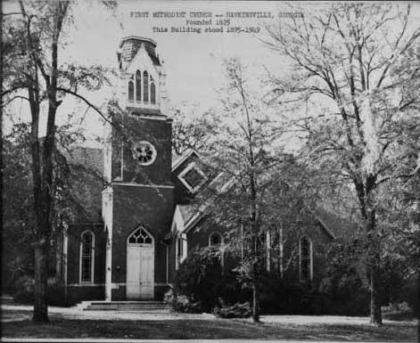 History of Pulaski County Georgia