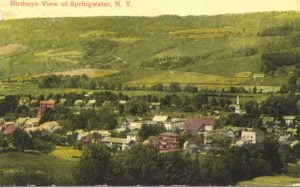 Springwater Livingston County New York
