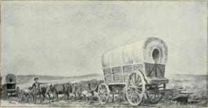 Emigrants coming to Iowa