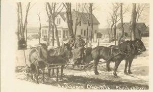 Residence in Odebolt Iowa