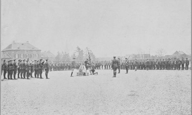 The 23 Service Battalion Royal Fusiliers