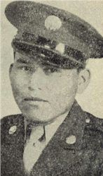 Arizona Indian Honored War Dead