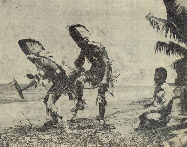 Ceremonial Dances in the Pacific