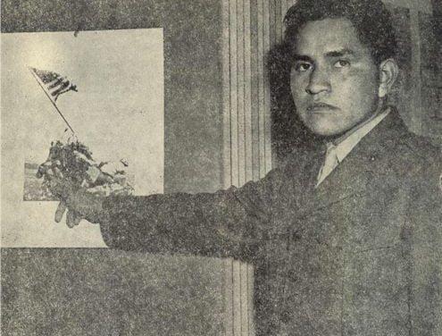 Indians who Fought on Iwo Jima