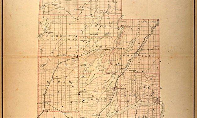 History of Victoria County Ontario