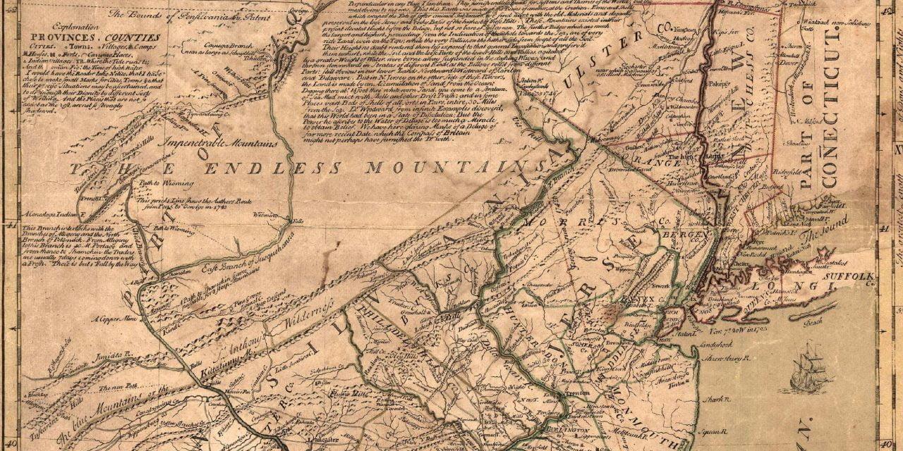 Iroquois Trails in Pennsylvania