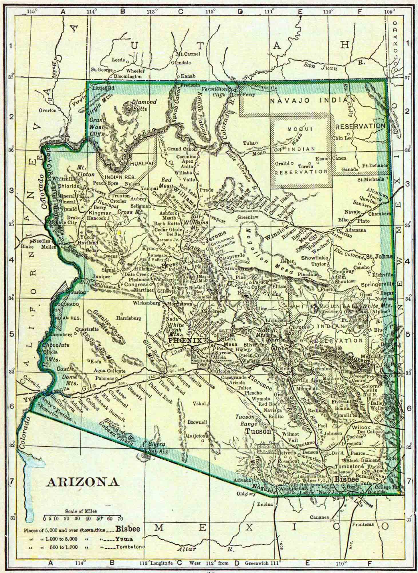 Arizona genealogy access genealogy aiddatafo Image collections