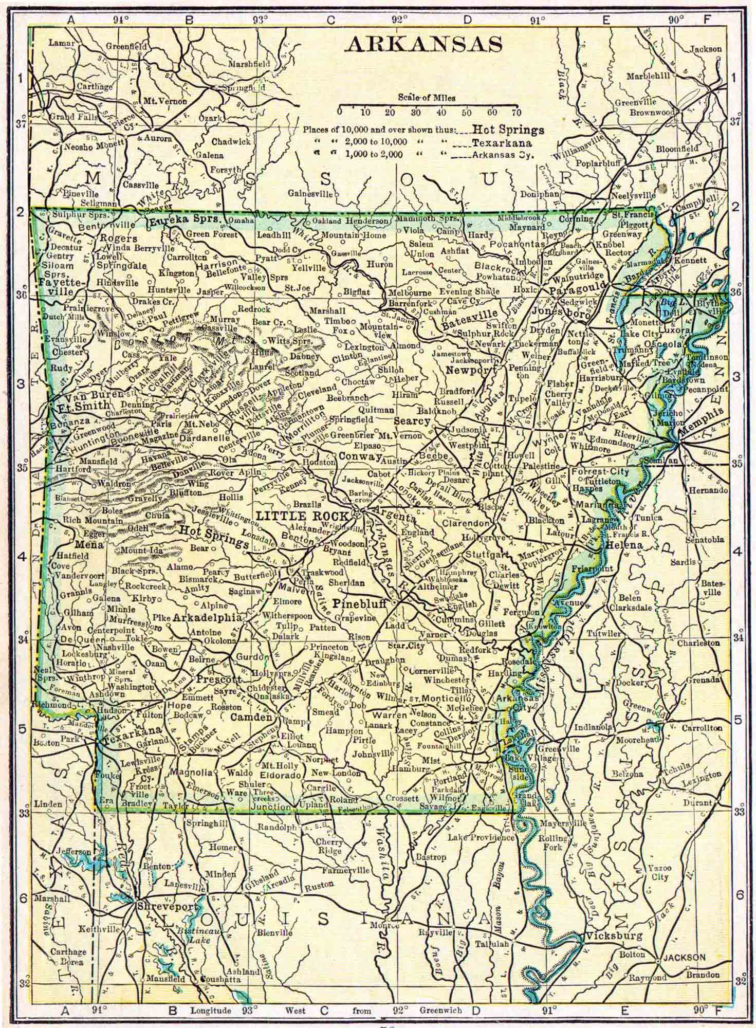 Arkansas Genealogy Free Arkansas Genealogy