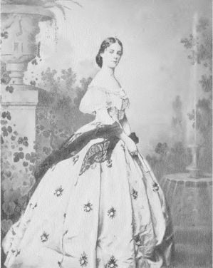 Kate Chase, Mrs. William Sprague