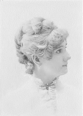 Nellie Hazeltine, Mrs. Frederick W. Paramore