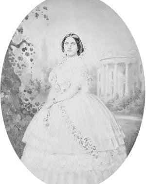Harriet Lane, Mrs. Henry Elliott Johnston