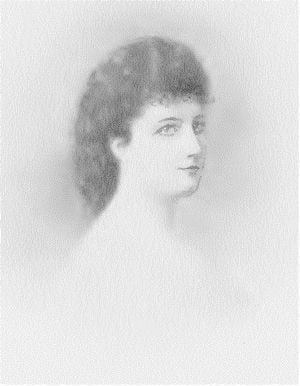 Emilie Schaumburg, Mrs. Hughes-Hallett
