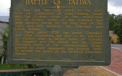 The Battle of Taliwa