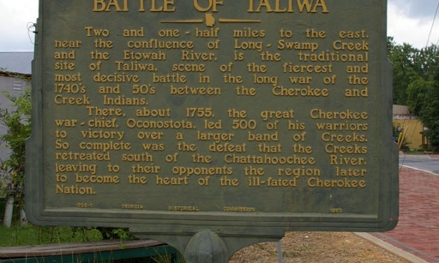 The Battle of Taliwa