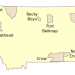 Montana Indian Reservations