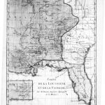 1760 A New Map of the Cherokee Nation