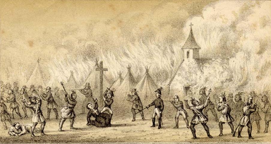 Lovewell's War – Indian Wars