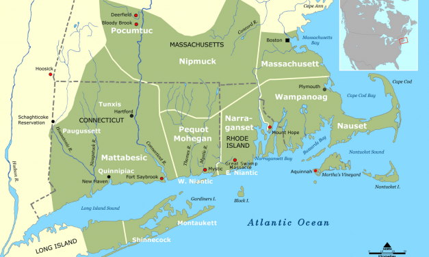 Early Indian Wars in New England