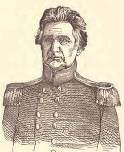 Colonel Clinch