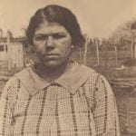 Maggie Adkins, Chickahominy