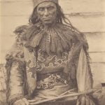 Chief William Terrill Bradby, Pamunkey
