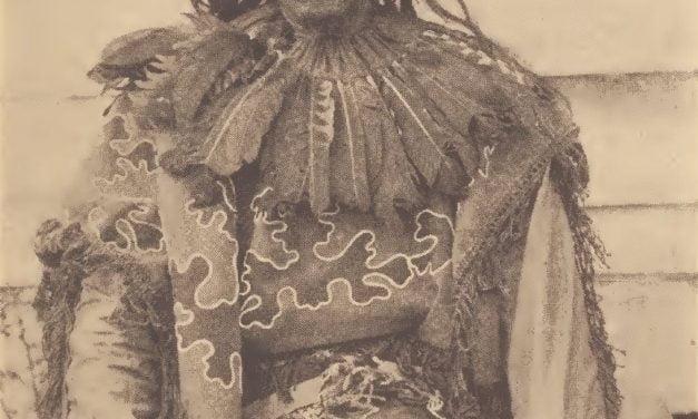 Powhatan Featherwork