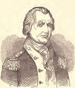 General St. Clair