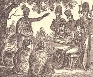Treaty of the Hickory Ground