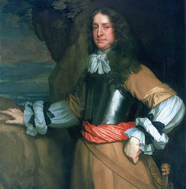 Sir William Berkeley and Native American Slavery