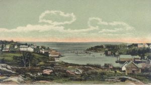 General View of New Harbor