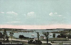 Pemaquid Harbor
