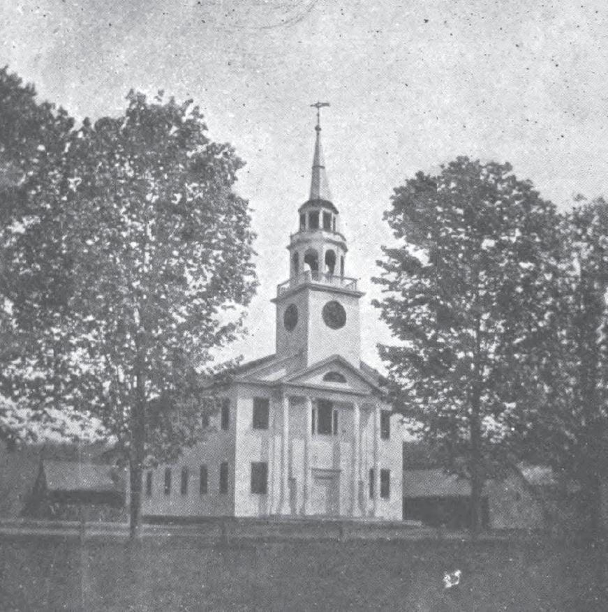 Congregational Church, Norwich Village