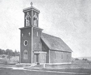 The Episcopal Church at Norwich, Vermont