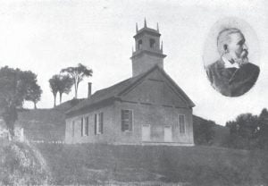 Methodist Church at Union Village, Norwich Vermont