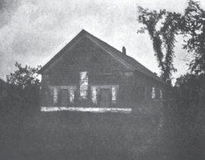 Methodist Meeting House, Norwich Vermont