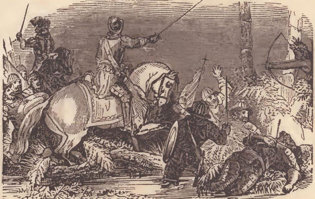 Narrative of the Captivity of John Ortiz – Indian Captivities