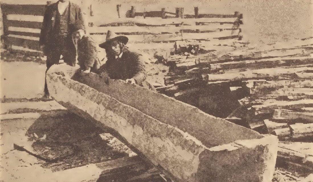 Powhatan Canoes