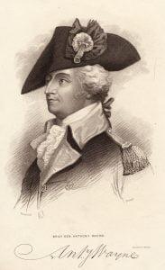 Brig. Gen. Anthony Wayne