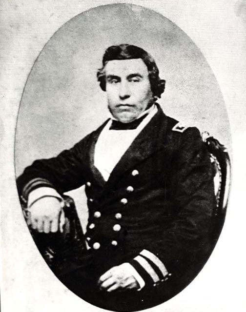 Biography of George Musalas Colvocoresses