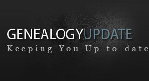 Genealogy Update - Keeping you up-to-date!