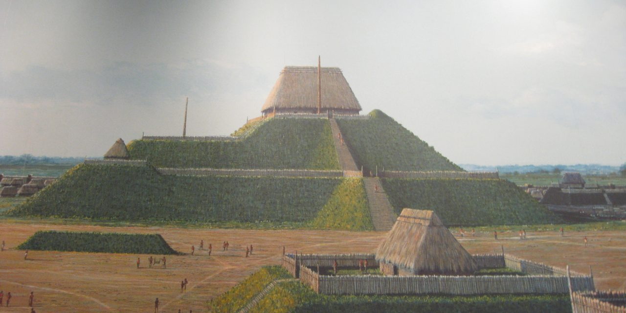 Castine Indian Mounds