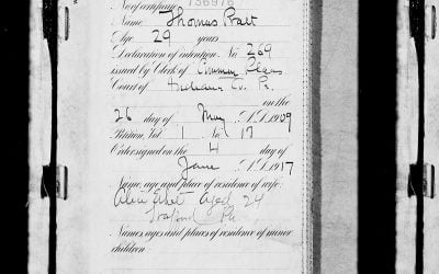 West Virginia Naturalization Records