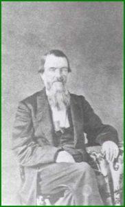 Reverend James Holmes