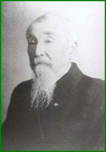 Reverend Hugh Wilson