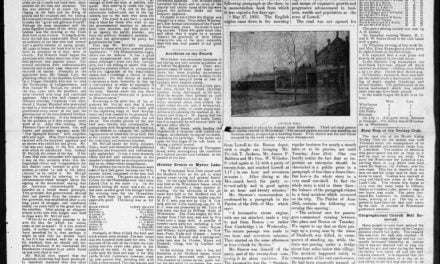Chronicling America Historical Newspapers