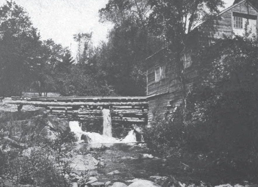 History of the Industries of Norwich VT