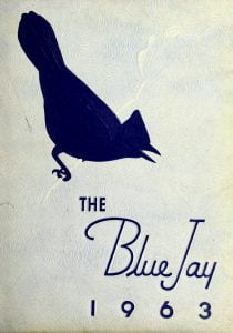 1963 The Blue Jay